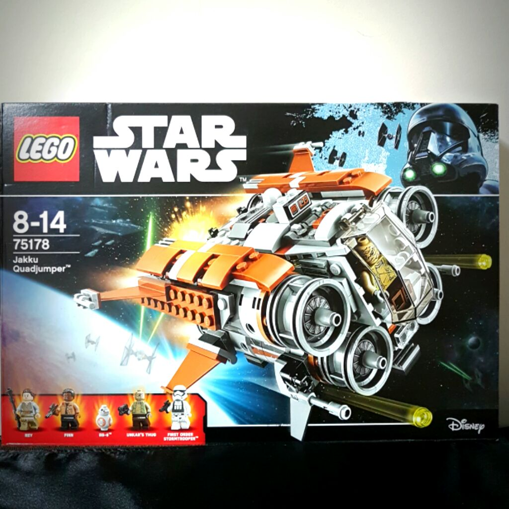 Lego 75186 The Arrowhead Star Wars Shopee Singapore Starwars
