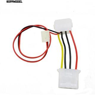 📱Computer 3 Pin to 4 Pin PC Fan Power Transform ... on