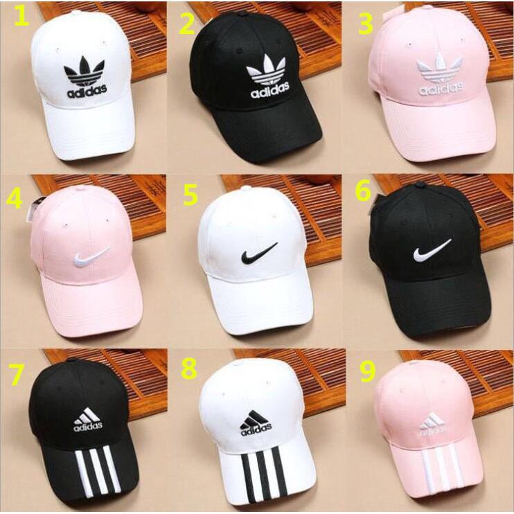 Nike-Fashion-Baseball-Cap-Men-and-Women-Bend-