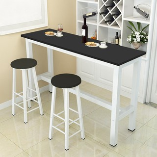 Living Room Simple Bar Table Set With 2 Stool Free Delivery
