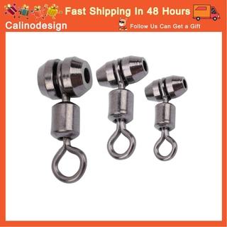 20pcs//Bag American Swivel Gear Connector Copper Enhanced Version Fish Equipment