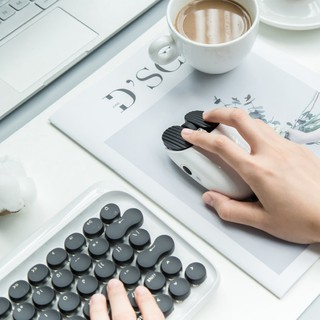 LOFREE wireless photoelectric keyboard and mouse set DOT ...