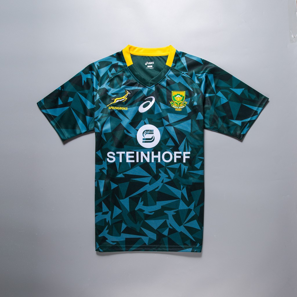 2018//19 South Africa Rugby Jersey S-3XL