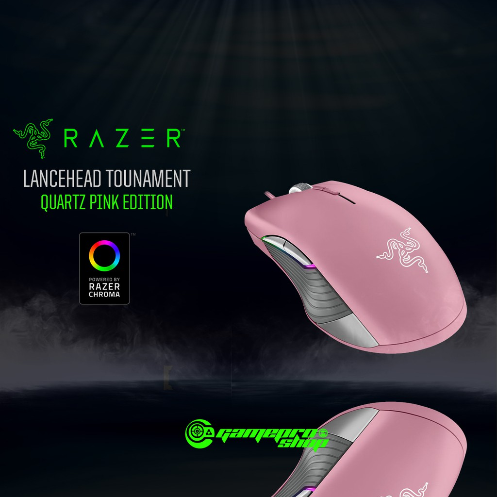 Razer Lancehead Tournament Edition Quartz Edition