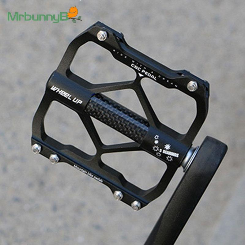Details about  /2Pcs Outdoor Bicycle Sealed Bearing Pedal Road Cycling Platform Bike Parts