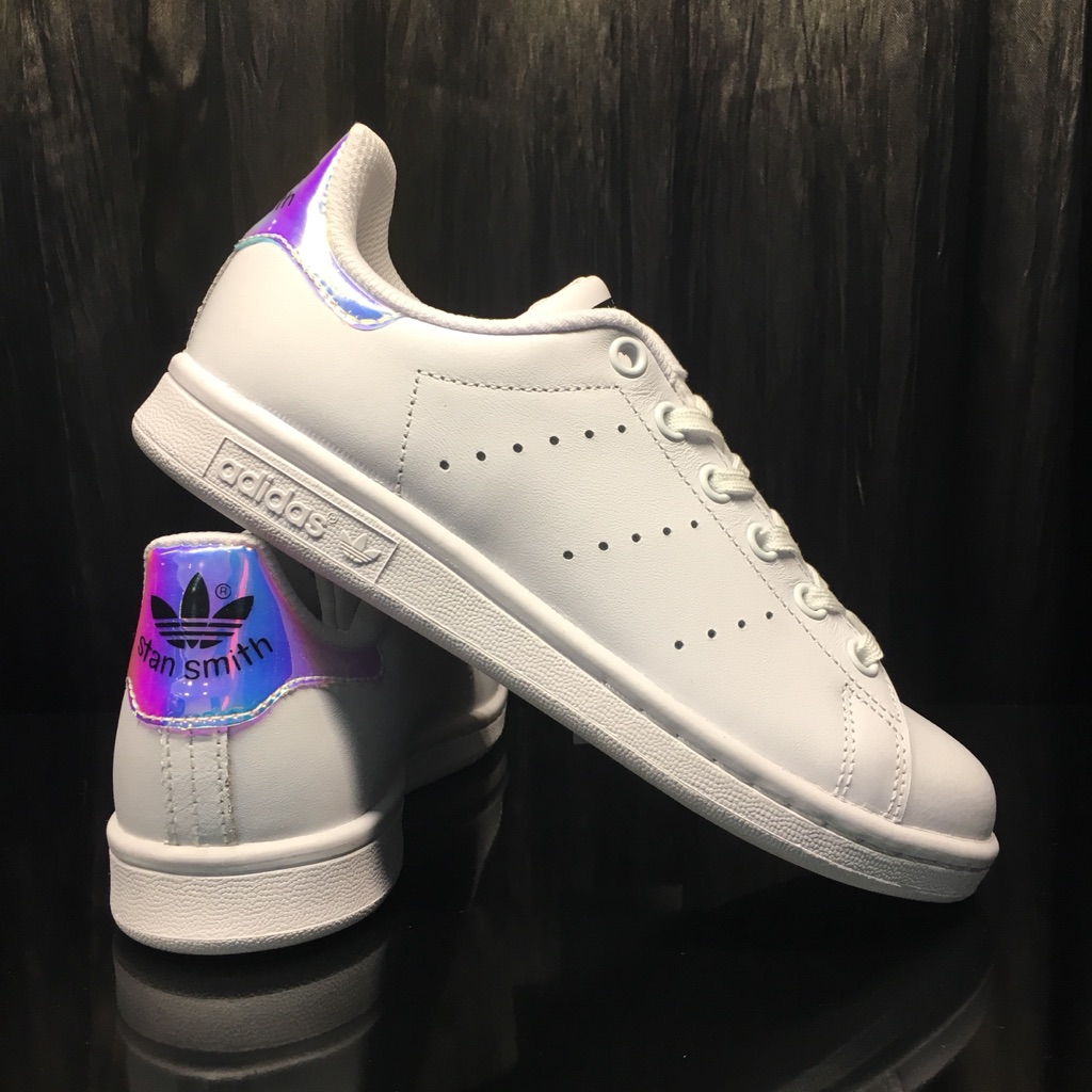 finest selection d6a55 788a3 Adidas Stan Smith Hologram Iridescent