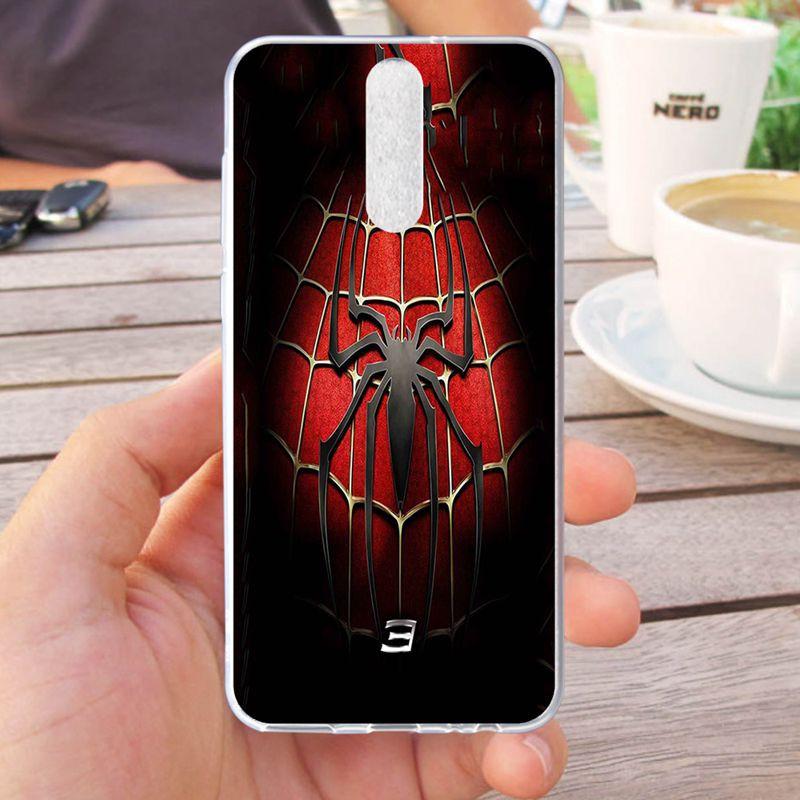 For Huawei Nova 2i/Mate 10 Lite Avengers #12 Silicon Case Cover