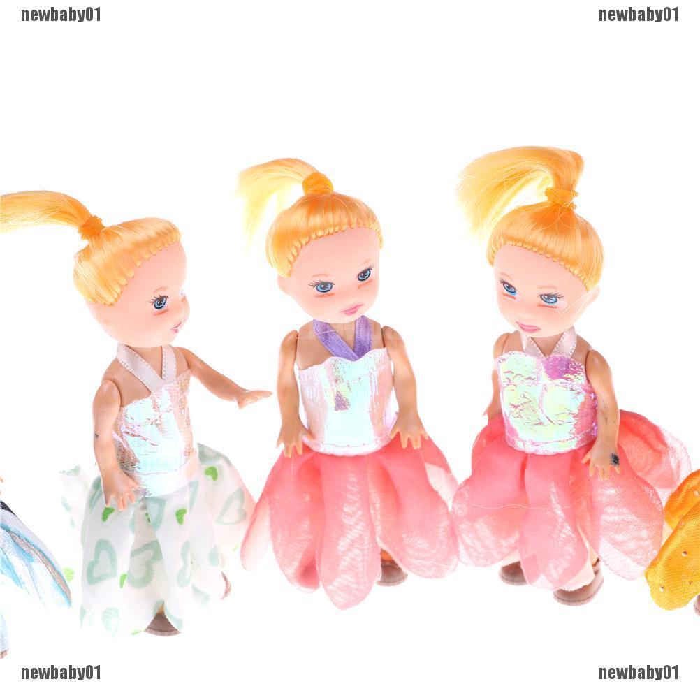 Kids Preferred Soft Plush Baby Doll-kelly