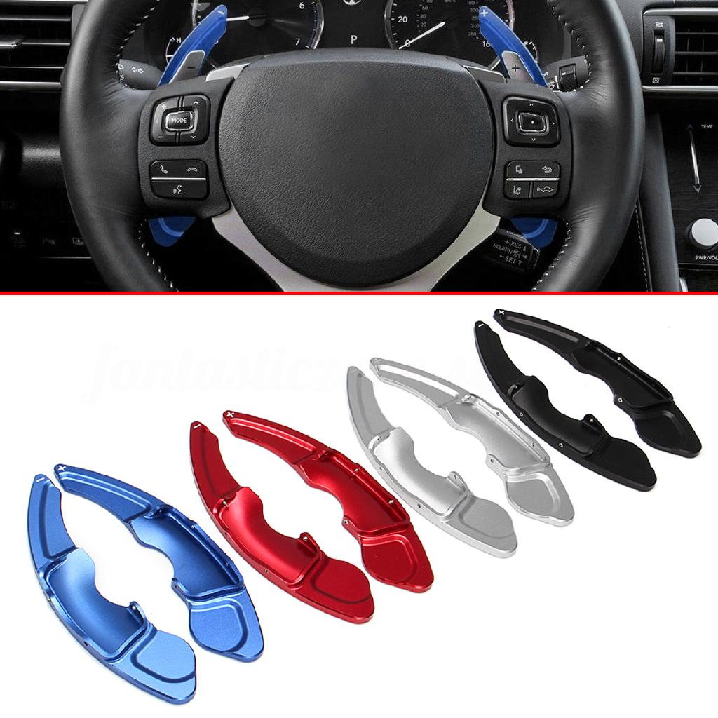Steering Wheel Gear Shift Paddle Lever Extension Accessories