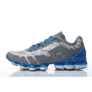 best service b0a1d 1d21a Ready stock Under Armour Scorpio limited men Training running sports shoes  gray