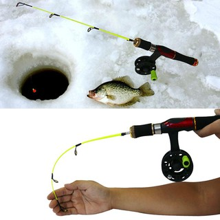 WX_Folding Mini Carp Fishing Rod Telescopic Pole Portable
