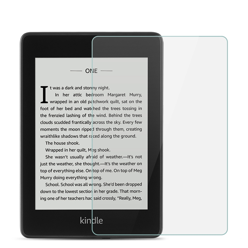 Screen Protector for Amazon Kindle Paperwhite 4 2018 10th ...