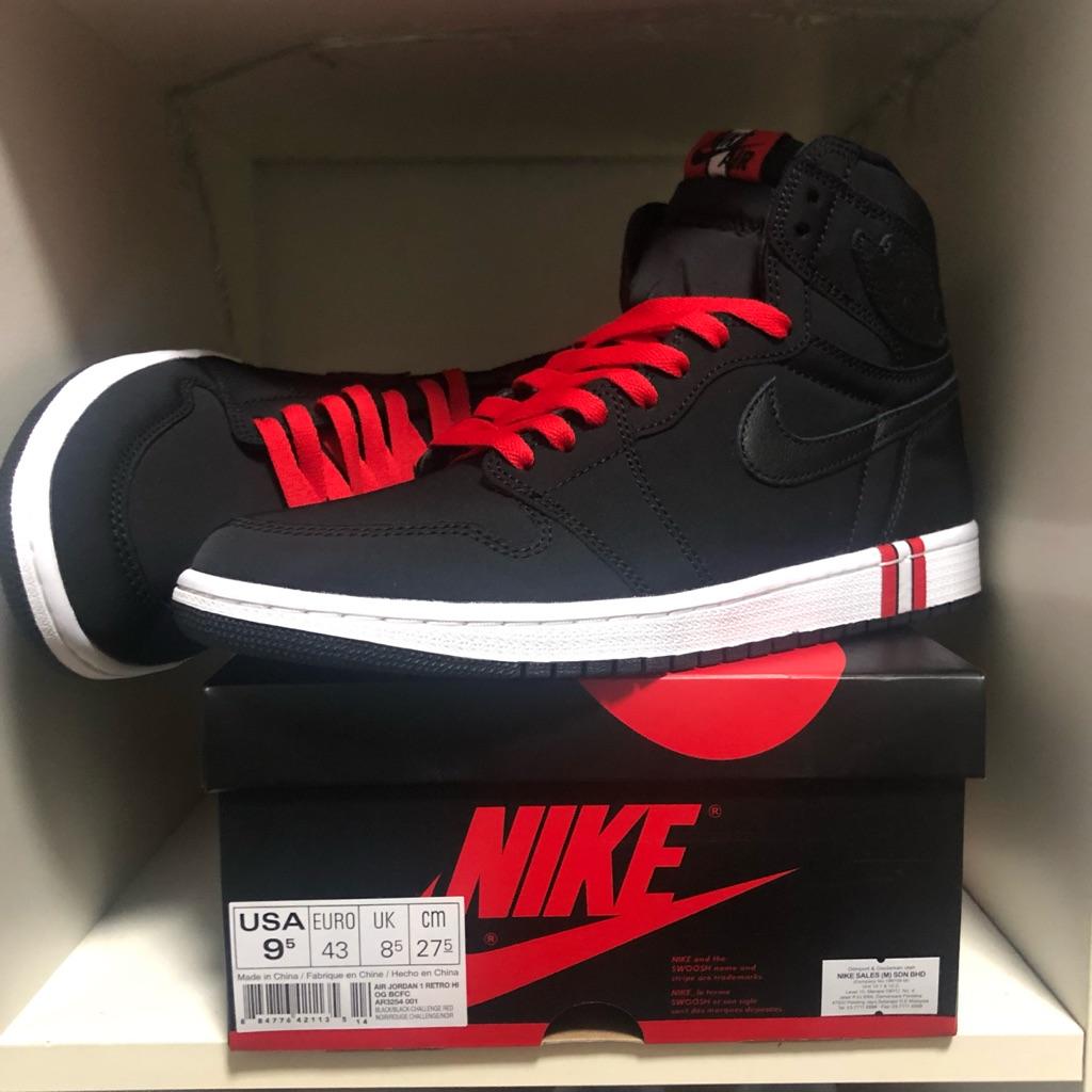 separation shoes e0c10 012b7 Air Jordan 1 Retro High OG BCFC
