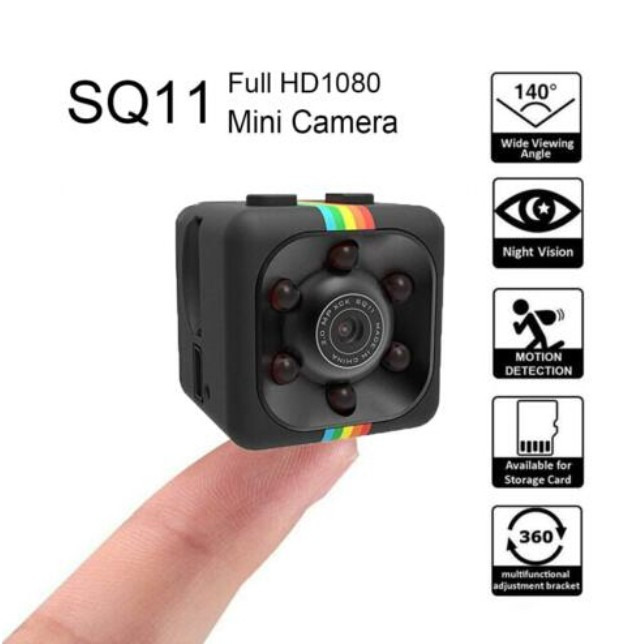 Gml1080p Hd Mini Wireless Ip Hidden Spy Camera For Home Surveillance