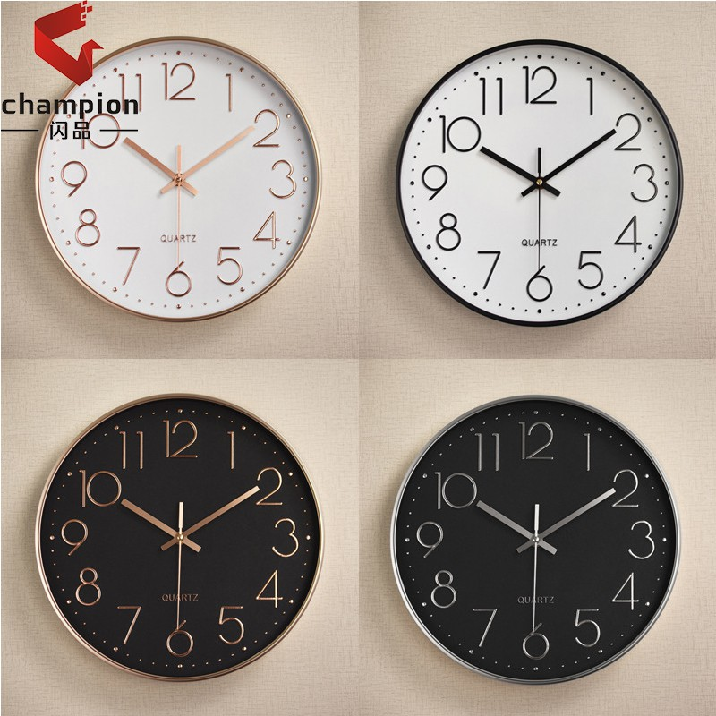 2e446e0a24 Buy wall clock Online - Sale - , Jun 2019   Shopee Singapore