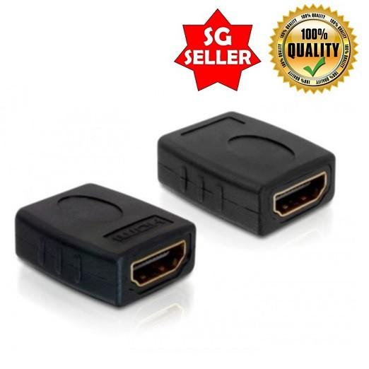HDMI Female to Female Coupler Adapter Extender Gender Changer