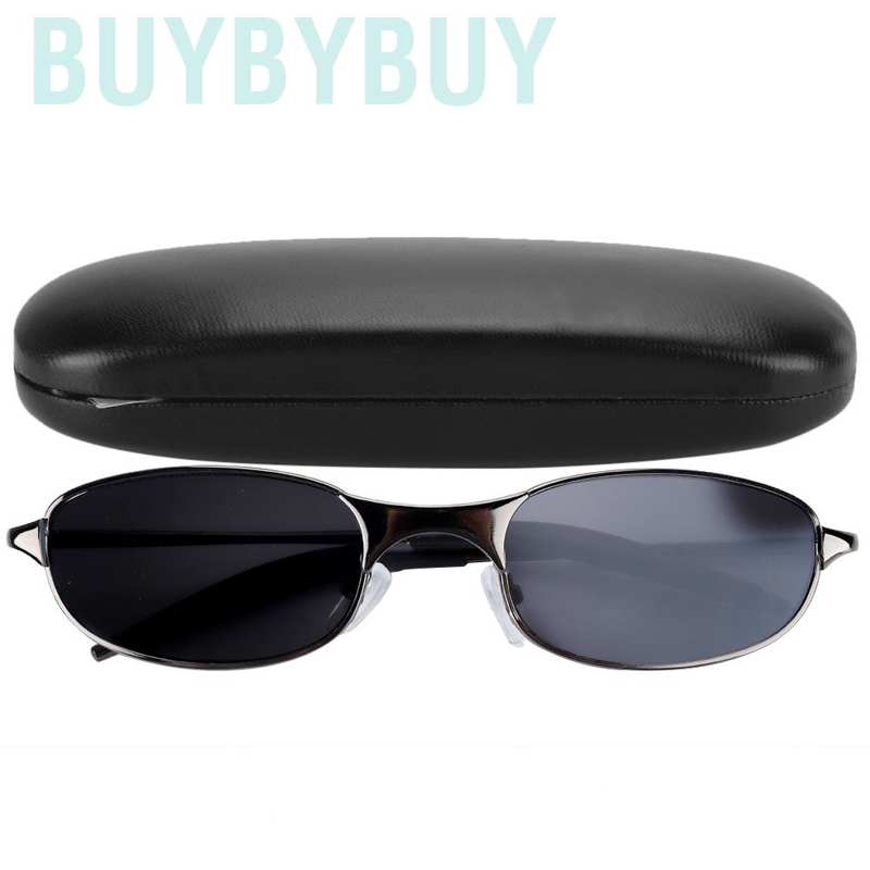 Popular Anti-tracking Spy Glasses Sunglasses Rearview View Behind Mirror W//Box