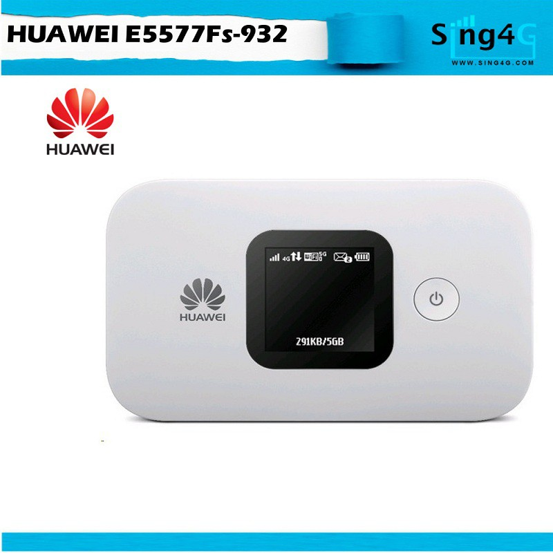 Huawei E5577 (1500mAH) 4G 150Mbps Portable MIFI
