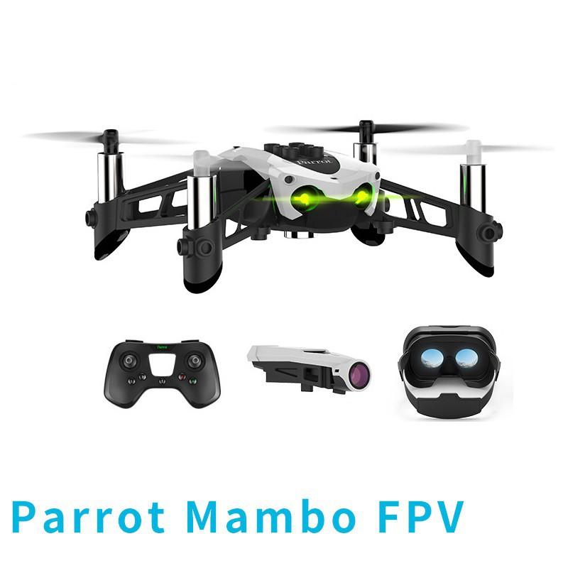 ☆ Parrot Mambo FPV mission fly Mini Drone New Fly More Combo