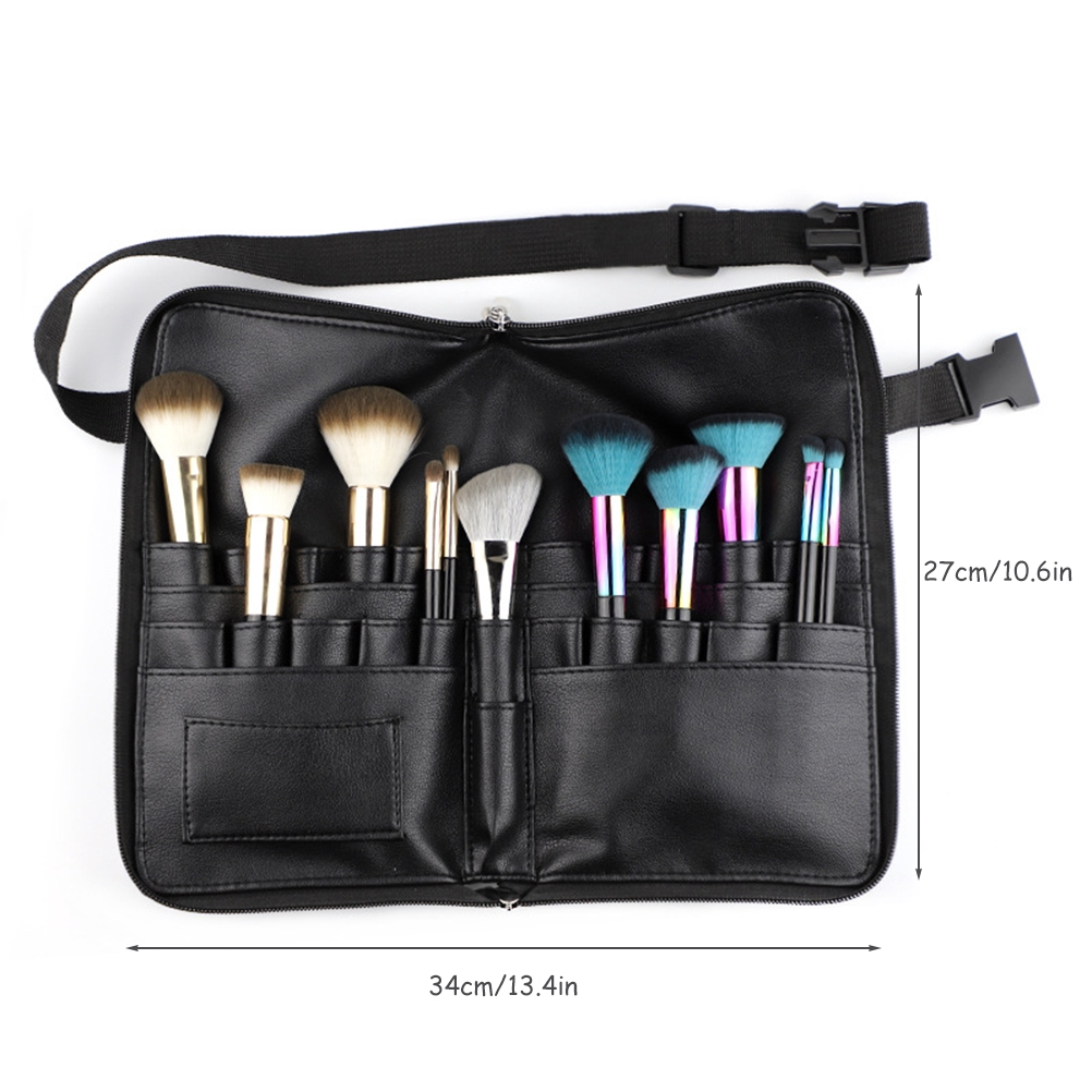 Professional Makeup Brush Bag Portable
