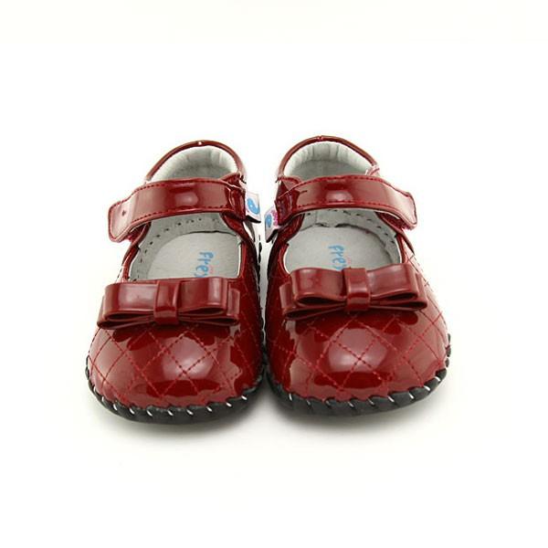 Freycoo - Red Margaret Infant Shoes