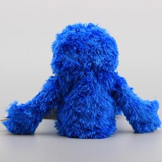 High Quality Sesame Street Muppet Toys Grover Plush Dolls Cute Hand Puppet  Soft