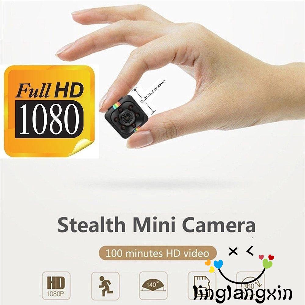 XN-Mini Wireless IP Hidden Spy Camera 1080P HD For Home Surveillance  Camcorder