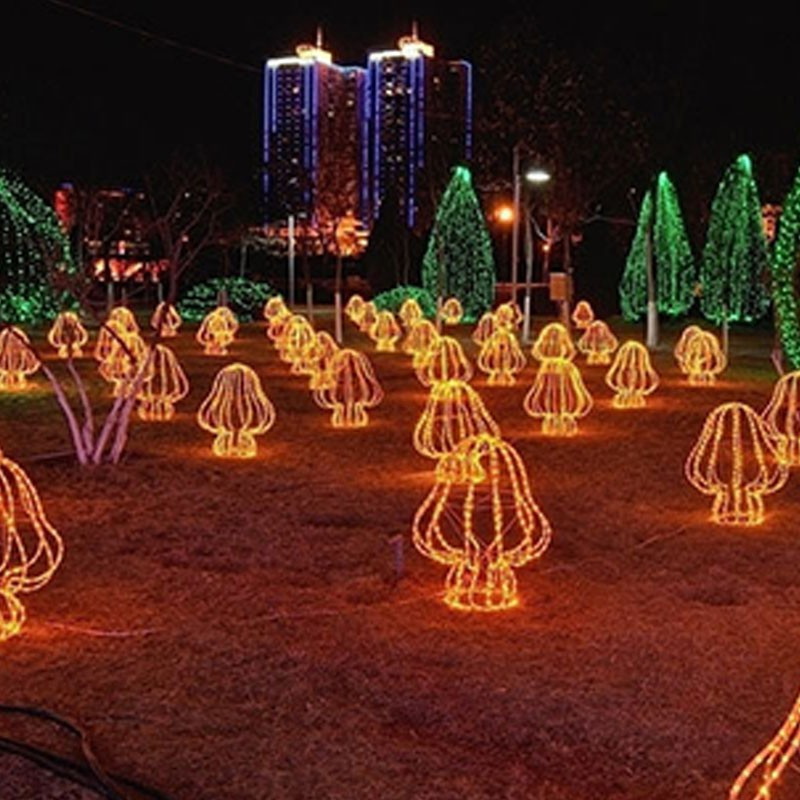 LED Lamp Floral Lights Bulbs Christmas Party Garden Home Decoration | Shopee Singapore