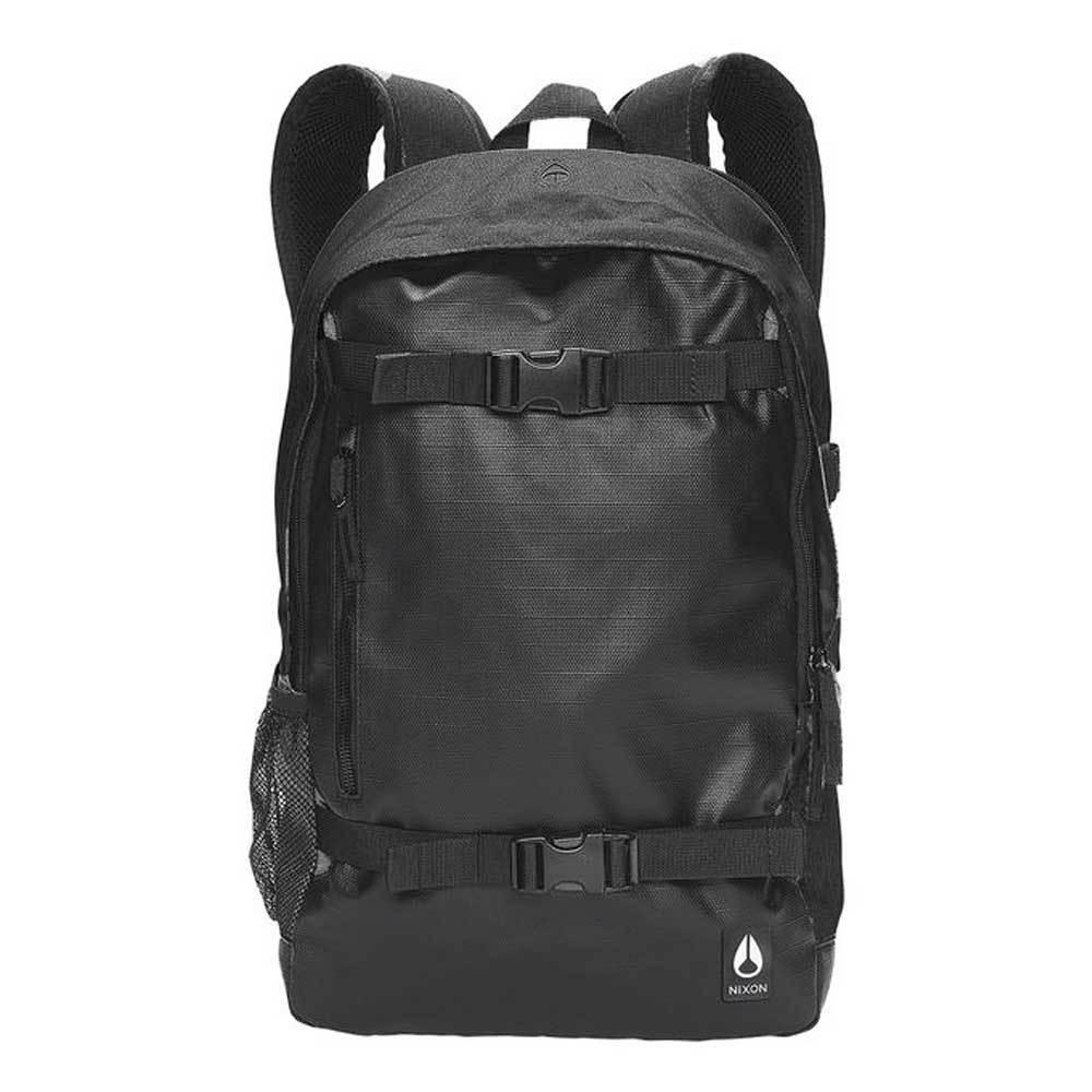 1aa3ea4b44e0a Nixon Smith Iii Black C2815000 Skateboard Backpack Bag