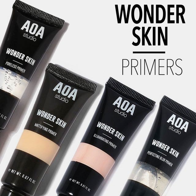 Wonder Skin - Perfecting Blur Primer by AOA Studio #5
