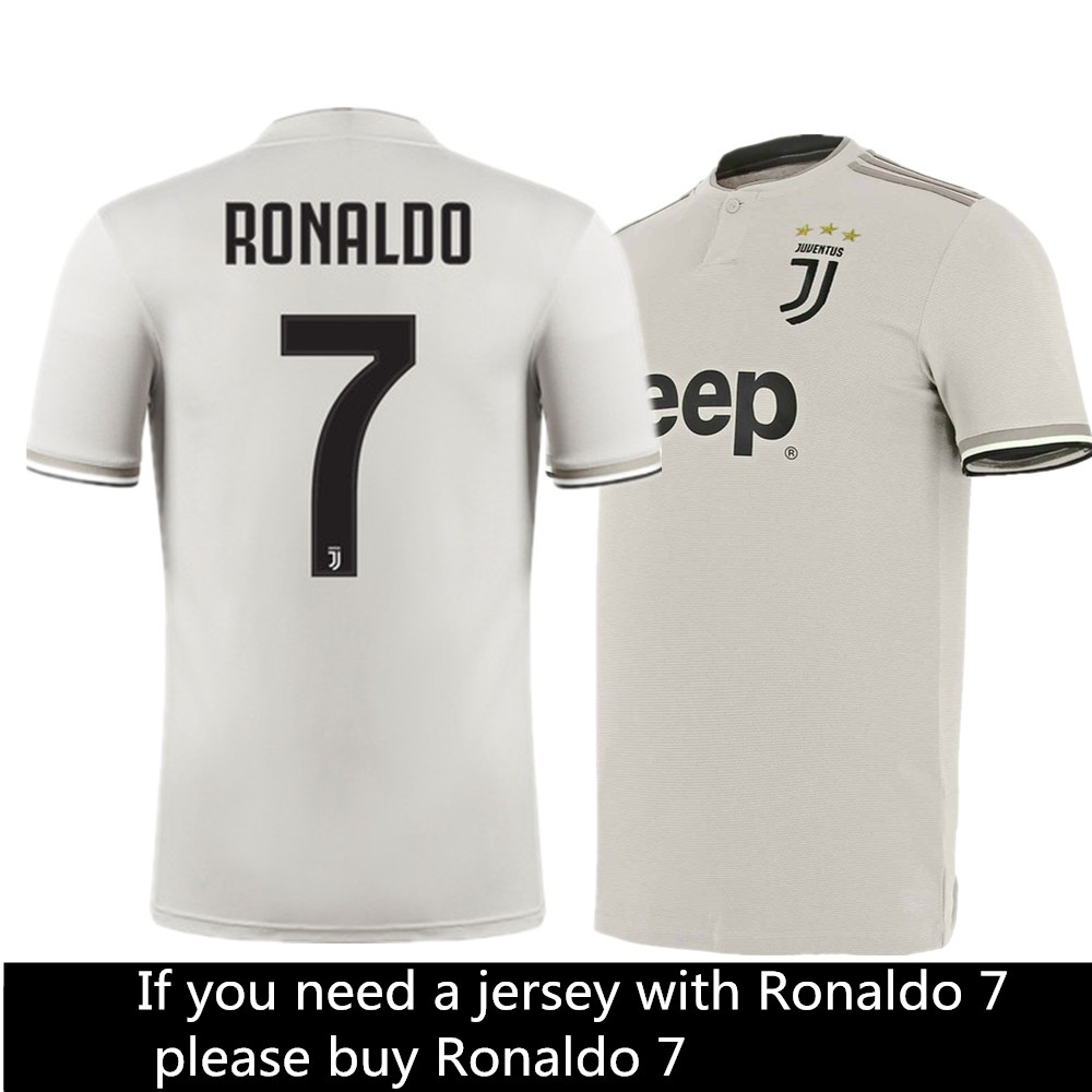 brand new a12dd 6cccb 1819 Best Quality Juventus Away Soccer Jersey Football Jersey