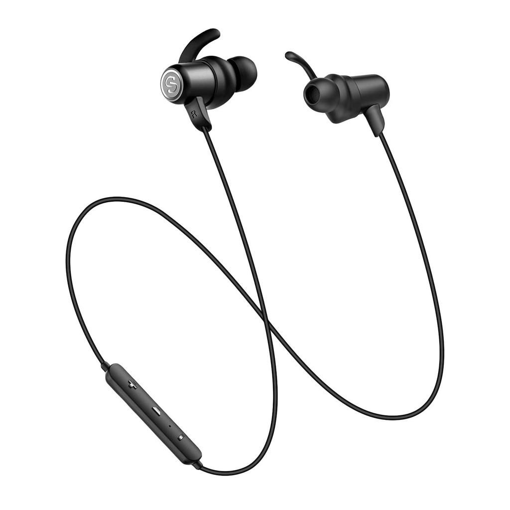 SoundPEATS Q35 Pro Magnetic Wireless Earbuds Bluetooth Headphones Sport  In-Ear Sweatproof Earphones with Mic (Supports A