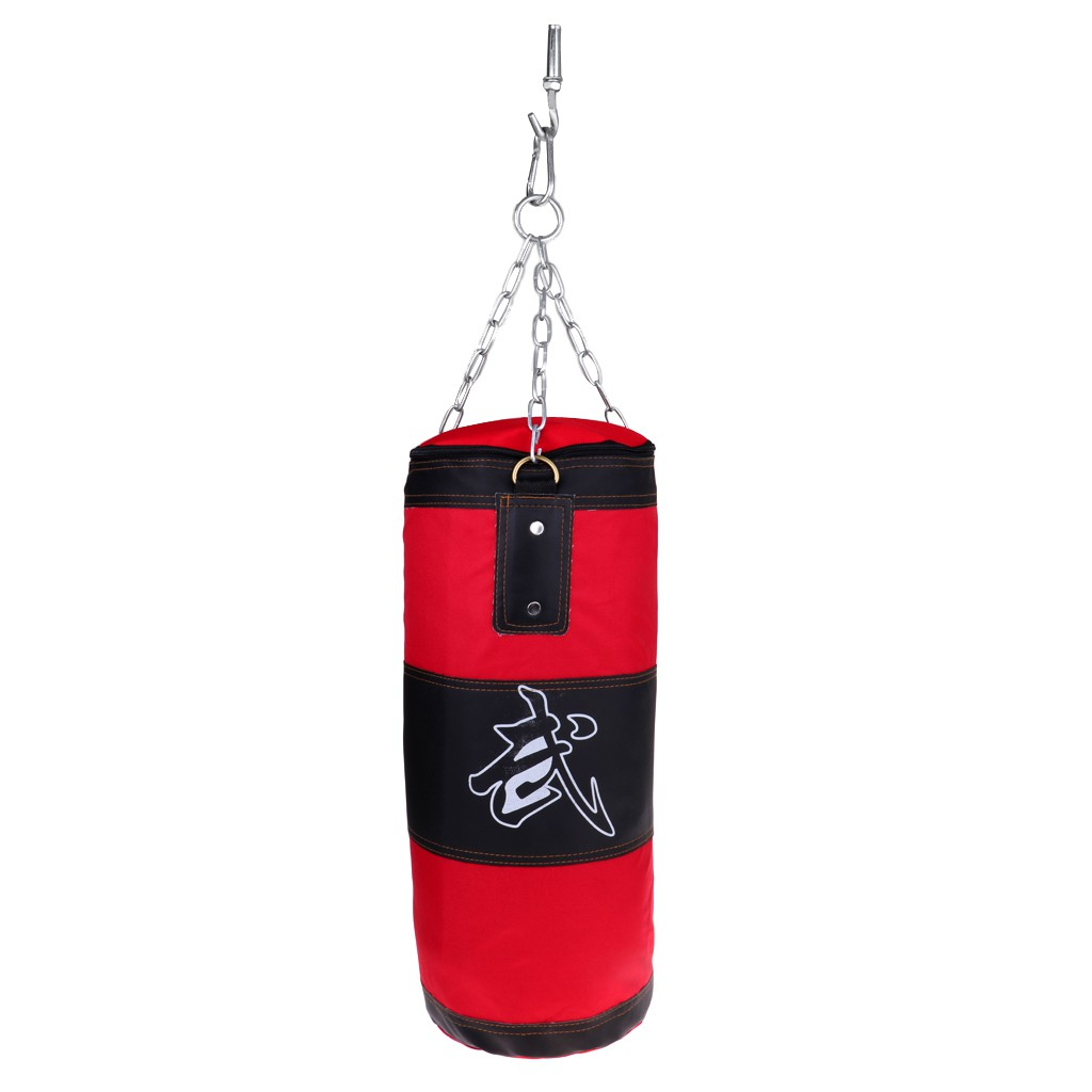 Sports & Entertainment Fitness Equipments 5kg Bulgarian Power Bag Pu Leather Mma Boxing Punching Bag Strength Exercise Sandbag Fitness Boxing Training Sand Bag Empty