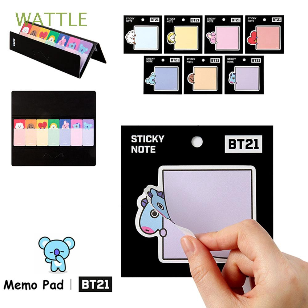 Notebooks & Writing Pads Office & School Supplies Tireless Cute Kawaii Cartoon Animal Finger Unicorn Memo Pad N Times Sticky Note Paper Korean Stationery Planner Sticker School Office