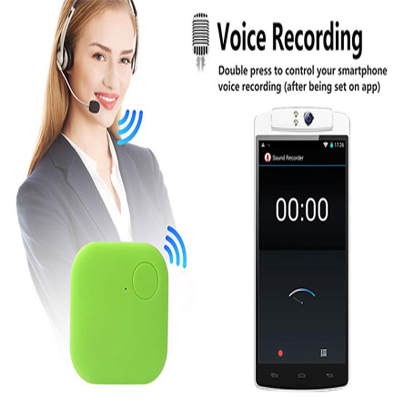 Anti-Lost Theft Device Alarm Bluetooth Remote GPS Tracker