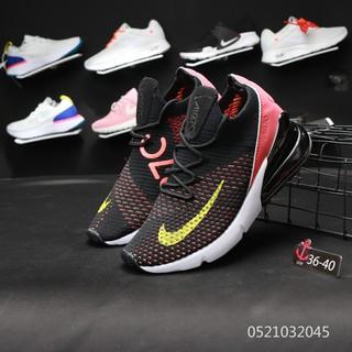 Nike Women's Air Max 270 Flyknit Running Shoes | Shopee