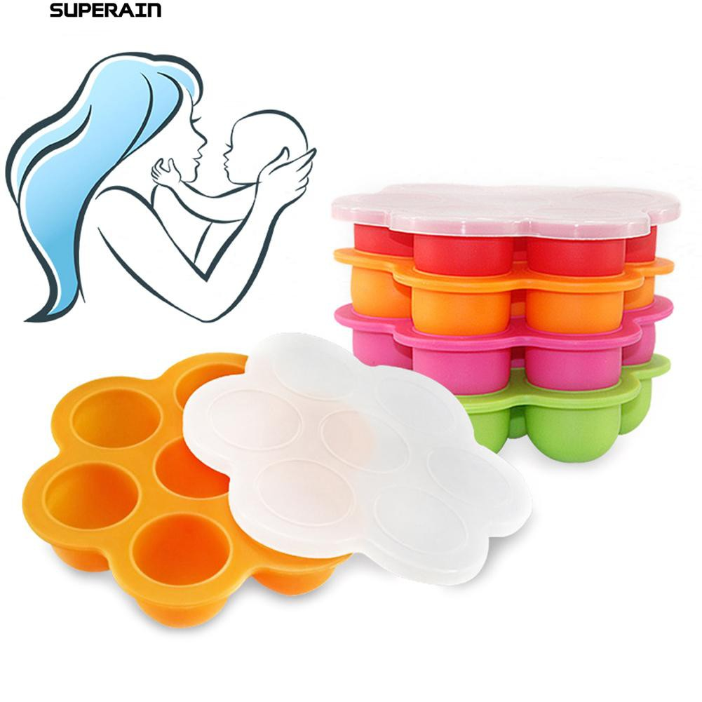 20 PCS BULK Baby Weaning Food Pots Freezer Storage lunch box Containers BPA Free