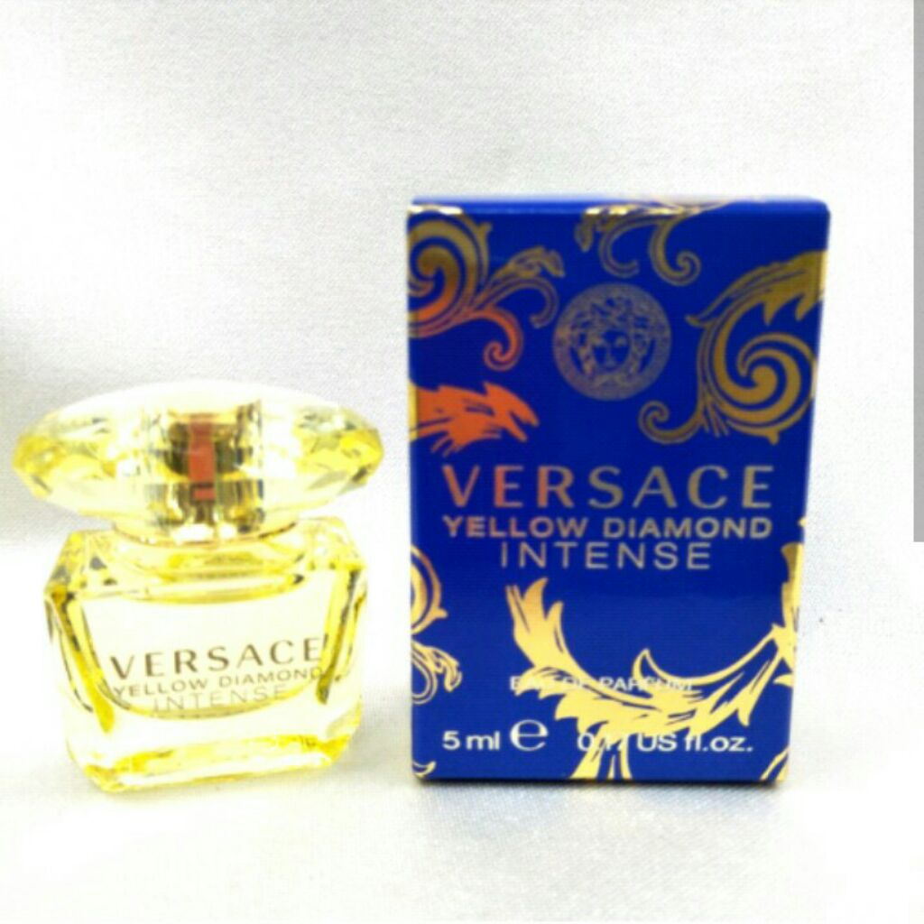 5ml Yellow Edp Intense Diamond Versace 9DH2eIbWEY