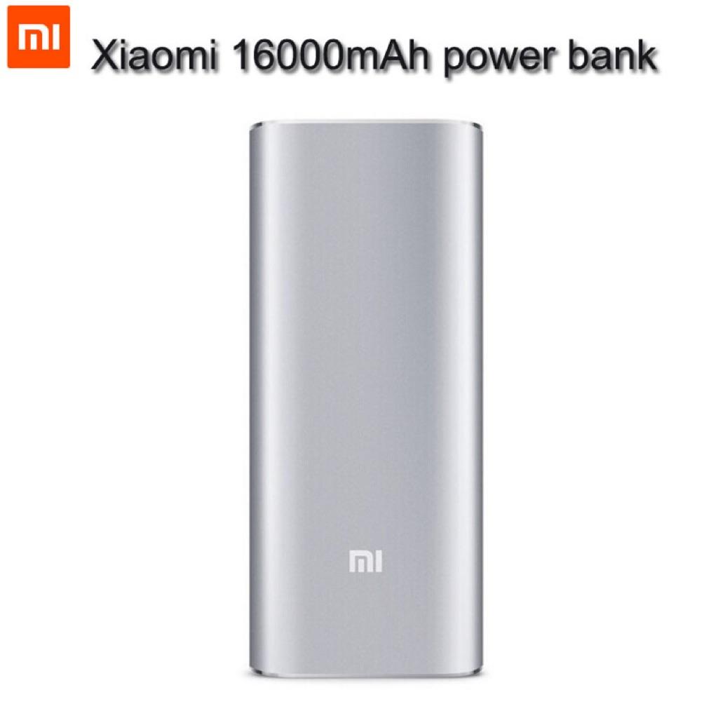 Xiao Mi 16000mah Portable Charger Shopee Singapore Powerbank Xiaomi 16000 Mah