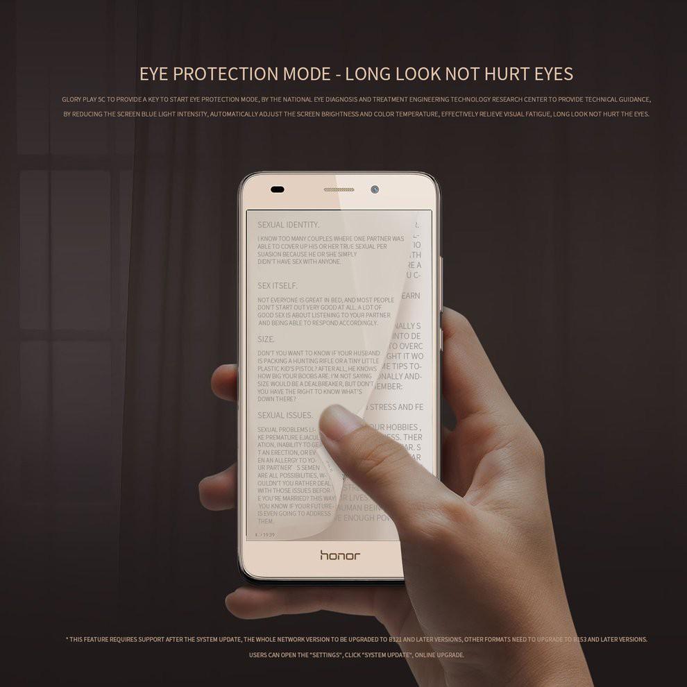 5 2 inch HuaWei Honor 5C Play 4G 2GB RAM 16GB ROM Phone Octa Core Dual SIM