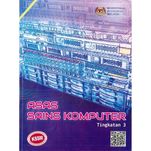 Buku Teks Asas Sains Komputer Tingkatan 3 Kssm Shopee Singapore