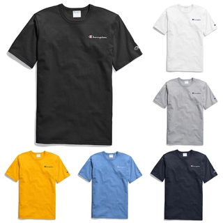 50% price enjoy complimentary shipping where to buy [CLEARANCE SALE]Champion Script Logo Heritage T-Shirt