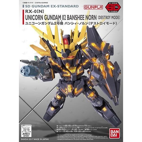 Bandai Gundam BB Banshee Norn 391