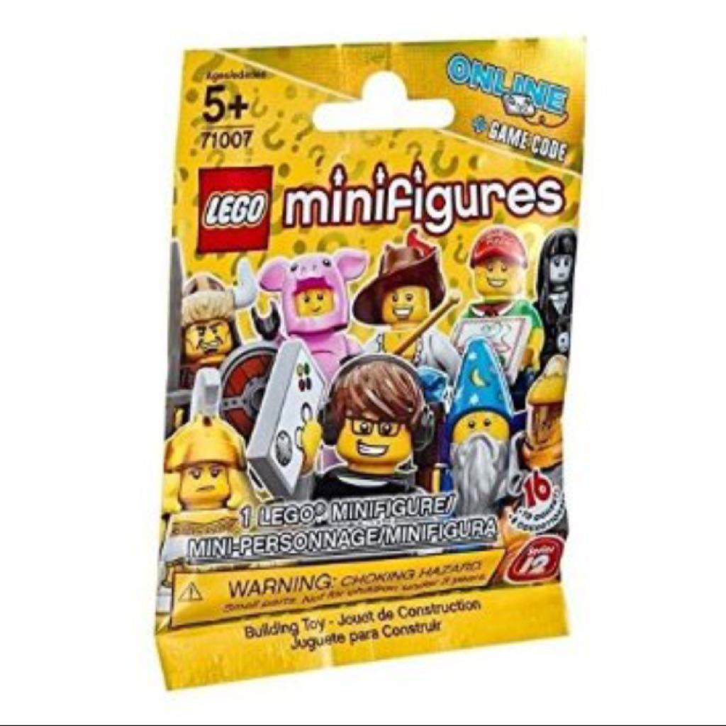 Minifig figurine personnage LEGO train 4,5v 9v 12v cook