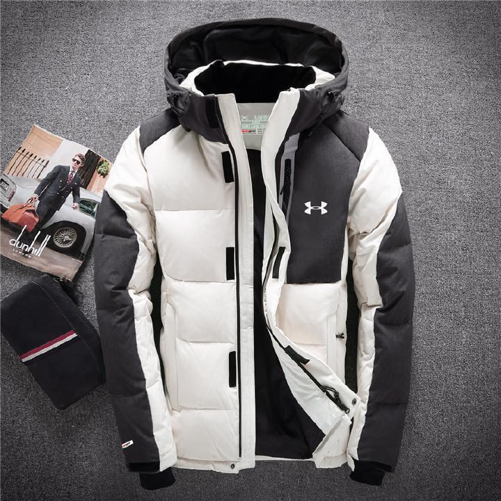 men/'s Under Armour thin outdoor hooded coat coat hooded windproof jacket*