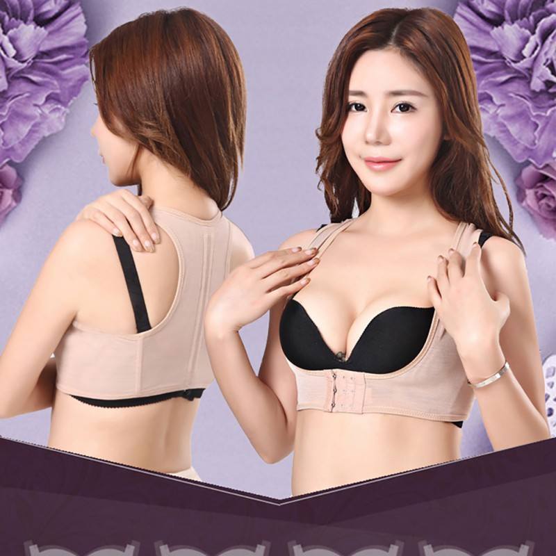 00a6b24065aa9 Shapers Back Corset Chest Support Belt Scoliosis Posture Corrective ...