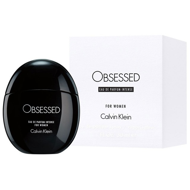 deeef8b9ef Calvin Klein Obsessed Intense EDP Women (100ml Tester) CK Obsession Parfum  Black | Shopee Singapore