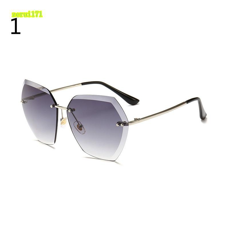 be779d597b5a6 Polarized Glare-Guard UV400 Protection Alloy Frame Sunglasses - Black