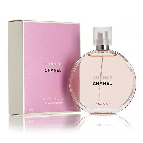 Chanel Chance Eau Vive Chance Eau Vive Hair Mist 35ml12oz Shopee