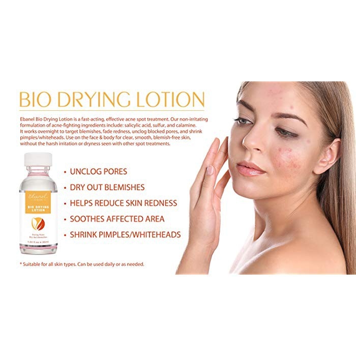 Image result for ebanel bio drying lotion